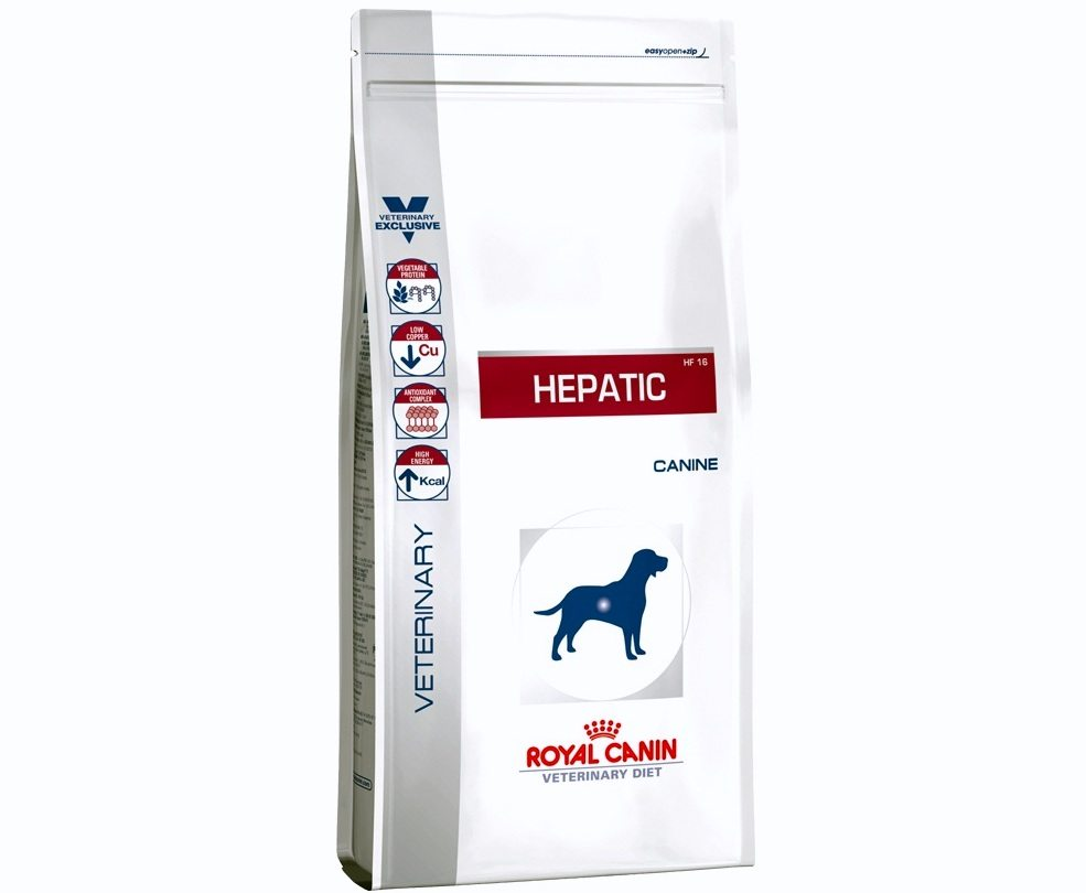 Royal Canin Canine Hepatic Dry Dog Food (1.5kg, 6kg) - Pet Chum