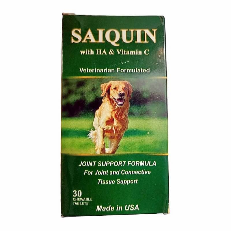 Saiquin Joint Support Formula | 30 tabs - Pet Chum
