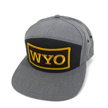 Load image into Gallery viewer, WYO 7-Panel Hat