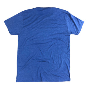 Men's Classic Steamboat & Co Tee - Royal Blue