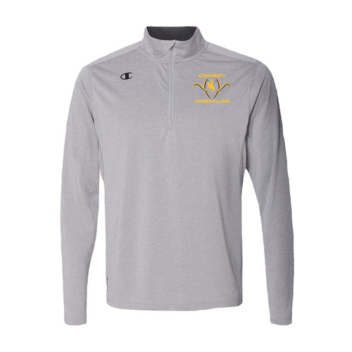Men's Cowboy Wrestling Quarter Zip