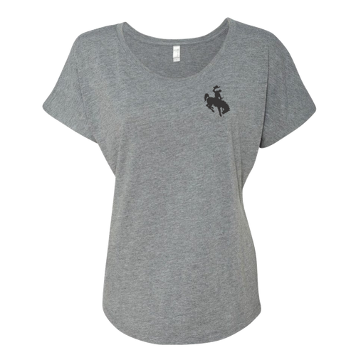 Women's Steamboat Vintage Dolman - Heather Grey