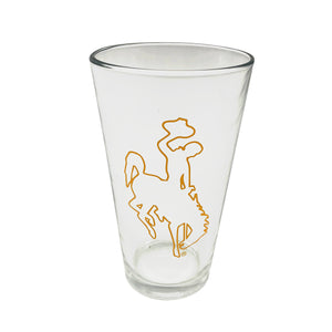 Classic Steamboat Pint Glass