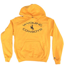 Load image into Gallery viewer, UNISEX Wyoming Cowboys Hoodie