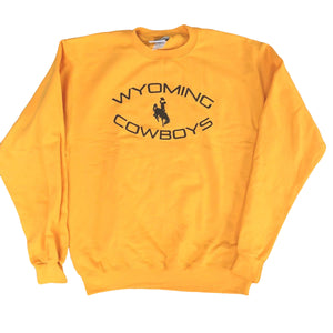 UNISEX Wyoming Cowboys Crew