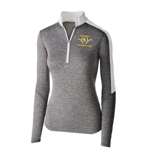 Women's Cowboy Wrestling Quarter Zip