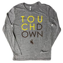 Load image into Gallery viewer, Women's Touchdown Long Sleeve - Grey