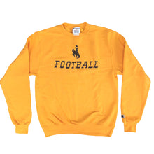 Load image into Gallery viewer, Wyoming Football Crew Neck