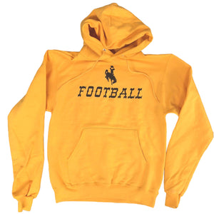 Wyoming Football Hoodie
