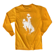 Load image into Gallery viewer, Youth Classic Steamboat Long Sleeve - Gold