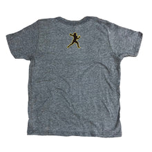Load image into Gallery viewer, Youth Gunslinger Tee - Heather Grey