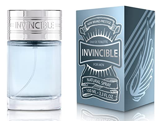 Invincible (m) 100 ml spr, 3.30 Fl Oz