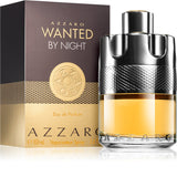 Azzaro Wanted By Night Eau de Parfum for Men 3.4 oz