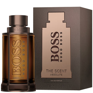 Boss The Scent Absolute Cologne 1.6 oz