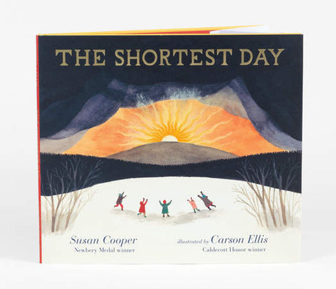 buyolympia.com The Shortest Day Book by Susan Cooper, Carson Ellis available at The Good Life Boutique
