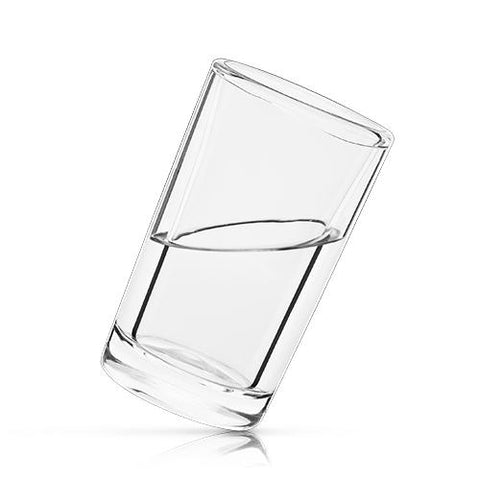 Glacier Double Walled Chilling Shot Glasses Set of 2