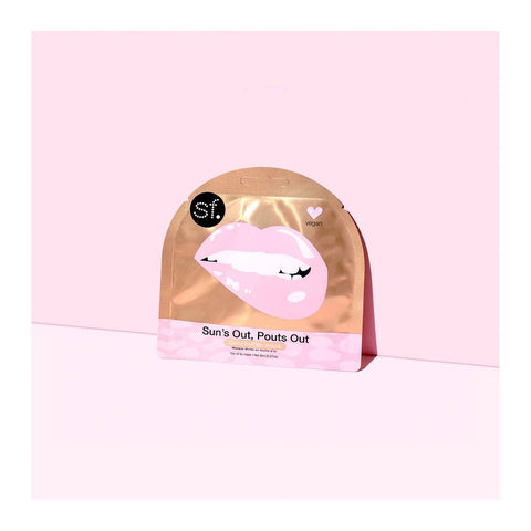 SF Glow Sun's Out Pouts Out (Lip Mask) available at The Good Life Boutique