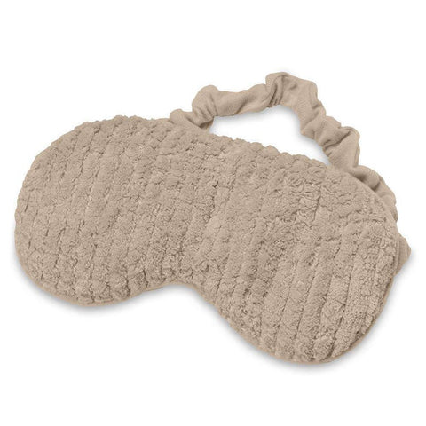 Warmies Spa Therapy - Eye Mask Warm Gray available at The Good Life Boutique