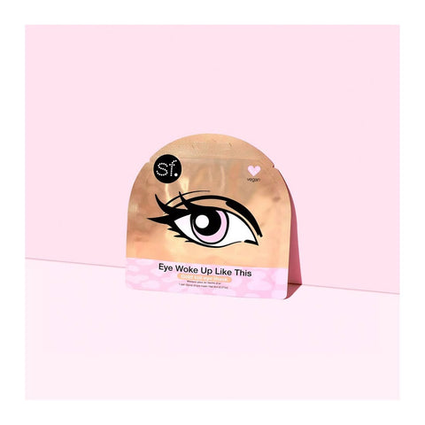 SF Glow Eye Woke Up Like This Eye Mask available at The Good Life Boutique