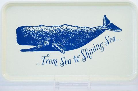 From Sea To Shining Sea Tray