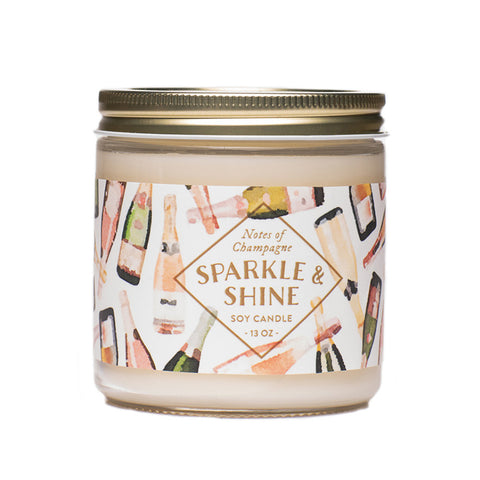 Finding Home Farms Sparkle & Shine Soy Candle available at The Good Life Boutique