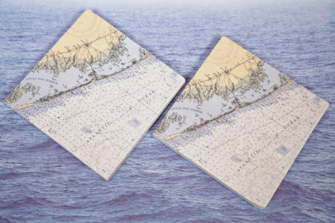 LBI Coaster Set