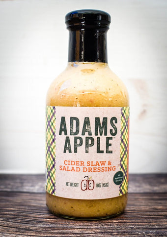 Adams Apple Cider Slaw & Salad Dressing