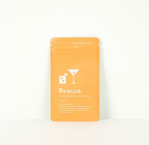 The Good Patch Plant Based Rescue Patch available at The Good Life Boutique