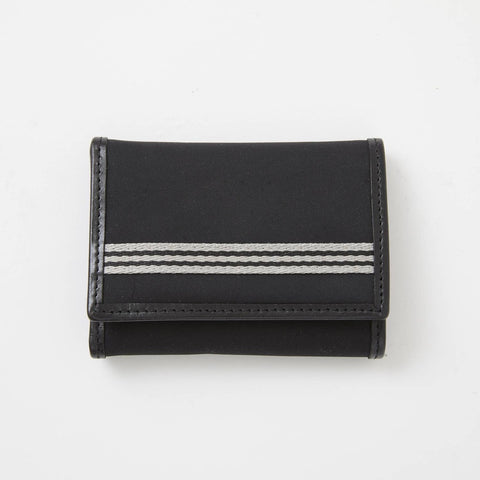 Trifold Wallet Micro Black