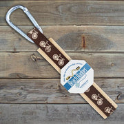 Beach Badger Cruiser Bike Beach Badge Holder available at The Good Life Boutique