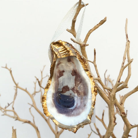 Miller & Mare The Original Oyster Ornament available at The Good Life Boutique