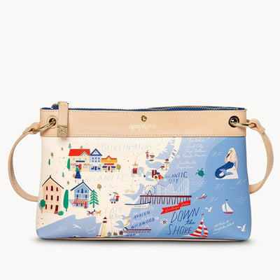 Down The Shore Cross Body