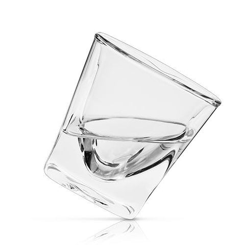 True Brands Glacier Double-Walled Chilling Whiskey Glass available at The Good Life Boutique