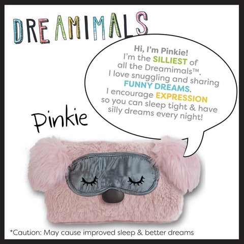 Dream Pillow Dream Pillow Dreamimal Pinkie available at The Good Life Boutique