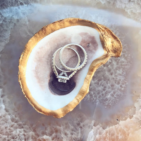Miller & Mare The Original Charleston Oyster Dish available at The Good Life Boutique