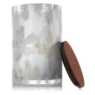 Thymes Thymes Frasier Fir Medium Luminary Candle available at The Good Life Boutique