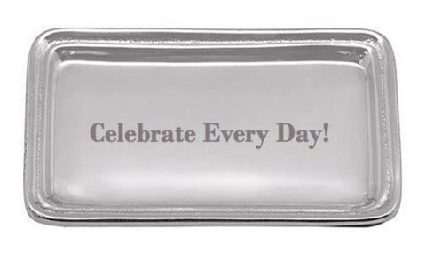 Signature Tray - Celebrate Every Day