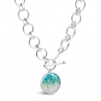 Dune Jewelry Dune - The Mediterranean Necklace - Gradiant available at The Good Life Boutique