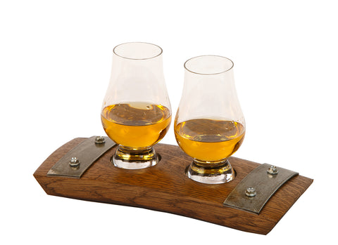 Double Whiskey - Glencarin Set & Whiskey Stave