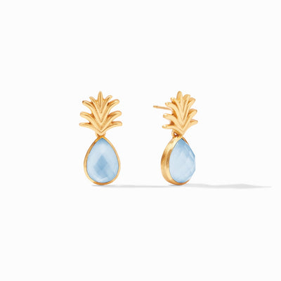 Julie Vos - Pineapple Demi Earring