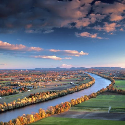 Zen Teaser Jigsaw Puzzle Connecticut River