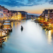 Zen Teaser Jigsaw Puzzle Grand Canal At Dusk