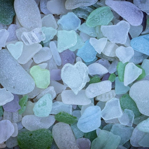 Zen Teaser Jigsaw Puzzle Sea Glass