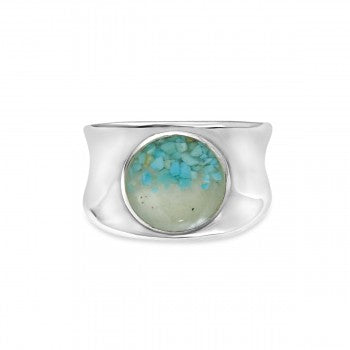 Dune Jewelry Dune - Bayview Ring - Gradient available at The Good Life Boutique