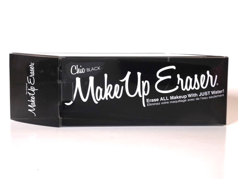 True Brands (Faire) Chic Black MakeUp Eraser available at The Good Life Boutique