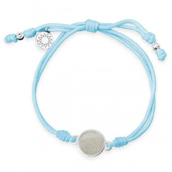 TTW - Blue Sun Bracelet With LBI Sand - Climate Change Prevention