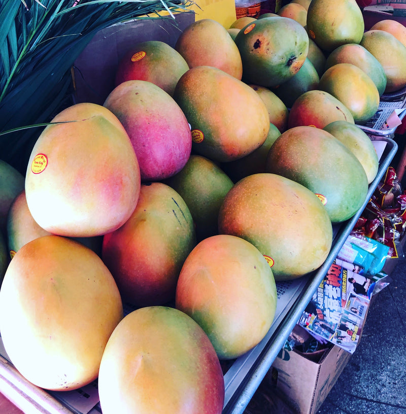 Local Kona King Mangoes - CASE (20 lbs) LOCAL PICK UP ONLY