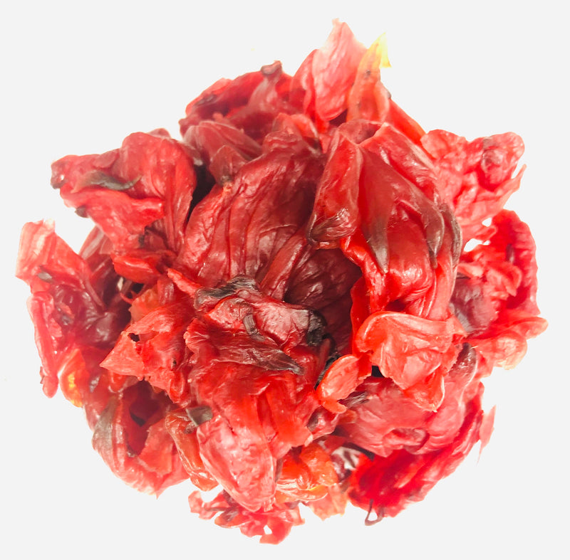 Candied Li Hing Hibiscus Flower (8 ozs)