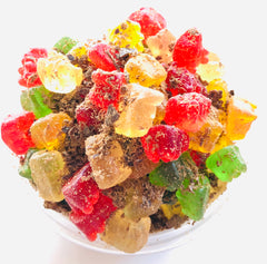 Lemon Peel Gummi Bears