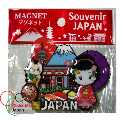 Japan Maiko Fridge magnet